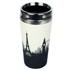 "BAMBOO ""TAKE AWAY"" MUG COSMOPOLITAN"
