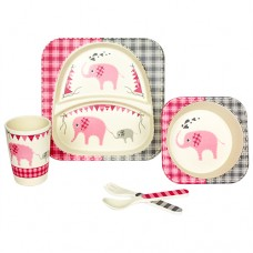 BAMBOO KIDS SET - ELEPHANT