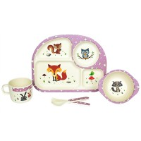 BAMBOO KIDS SET - FOREST