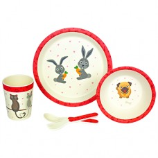 BAMBOO KIDS SET - PETS