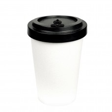BAMBOO CUP NATURAL BLACK