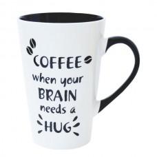 LONČEK -  COFFE. WHEN YOUR BRAIN NEEDS A HUG