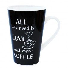 LONČEK -  ALL YOU NEED IS LOVE AND MORE COFFE