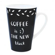 LONČEK -  COFFE IS THE NEW BLACK