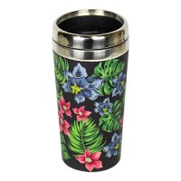 "BAMBOO ""TAKE AWAY"" MUG TROPICAL"