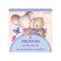 MIAMONDO  FRIDGE MAGNET - FRIENDS 3