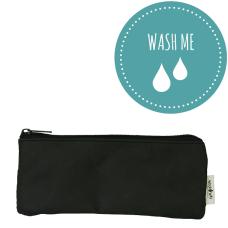 Washable Paper Mini Bag Black