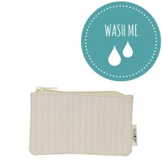 Washable Paper Mini Bag Vintage