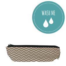 Mini torbica iz pralnega papirja Waves