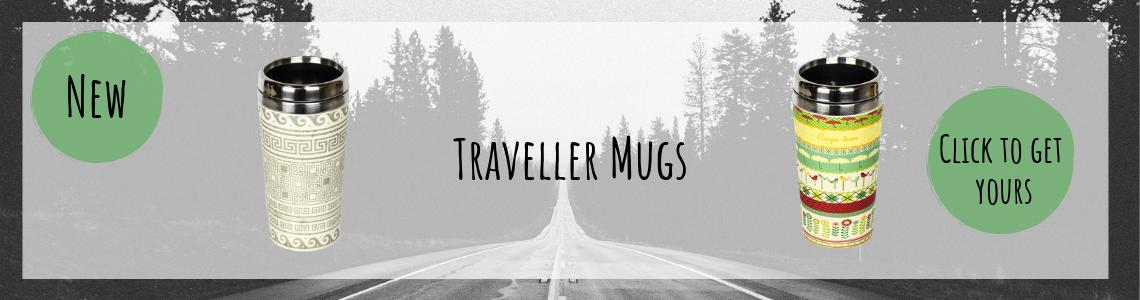 Traveller mugs