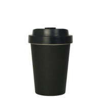 BAMBOO CUP BLACK