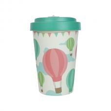 BAMBOO CUP BALOONS GREEN