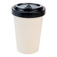 BAMBOO CUP NATURAL BLACK