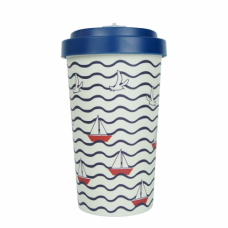 BAMBOO CUP SUMMER BLUE