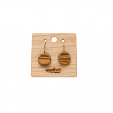 DROP EARRINGS ZEBRANO