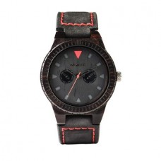 WATCH LEO TERRA BLACK