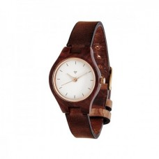 WATCH ADELHEID ROSEWOOD COGNAC