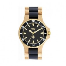 WATCH DATE MB BEIGE BLACK