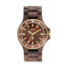 WATCH DATE MB CHOCO ROUGH BROWN