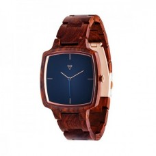 WATCH HANS ROSEWOOD COPPER